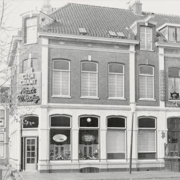 1954 foto winkel binnenstad