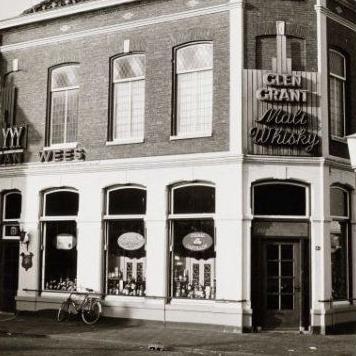 1963 foto winkel binnenstad