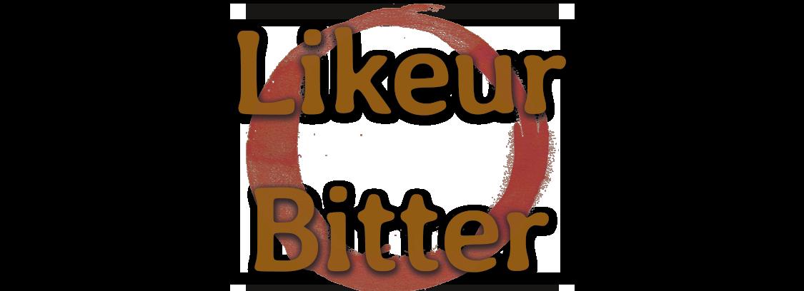 Likeur Bitter